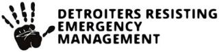 Detroiters Resisting Emergency Management organization will hold two Educational Symposiums in January about Clean Water Access in Flint and Detroit, Michigan
